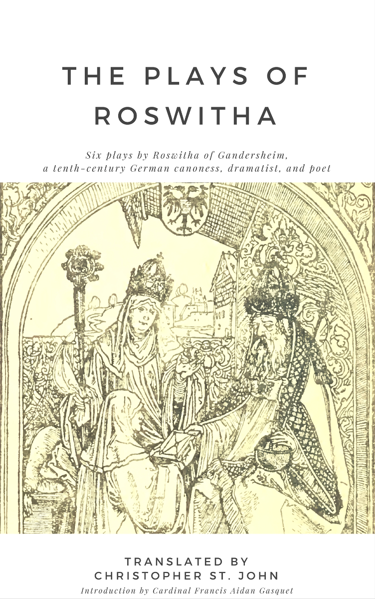 Cover Image: The Plays of Roswitha